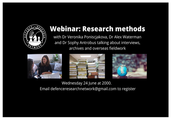 Webinar: Research Methods